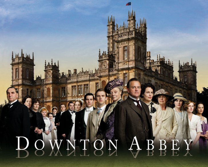 downton abbey sm Review: Downton Abbey Christmas Special